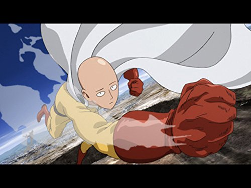 #01 最強の男