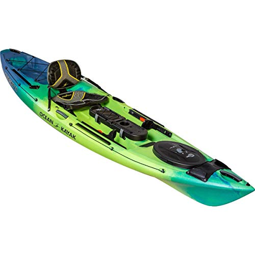 Ocean Kayak Trident 11 Angler Kayak (Ahi, 11 Feet 6 Inches)