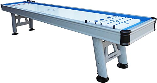 Playcraft Extera 12' Outdoor Shuffleboard Table with 20' Playfield