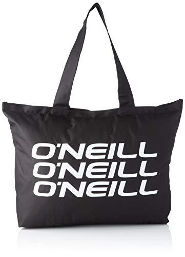 O'Neill Damen BW Logo Shopper Bags, Rosa, 0
