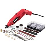 Best Rotary Tools - Hi-Spec 121 Piece 130W Corded Rotary Power Tool Review