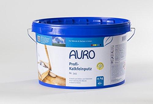 Auro Profi-Kalkfeinputz 345 15 kg