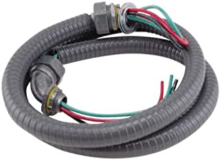 Diversitech 6-12-6NM Number-6 Non Metallic Conduit Whip, 1/2-Inch x 6-Feet