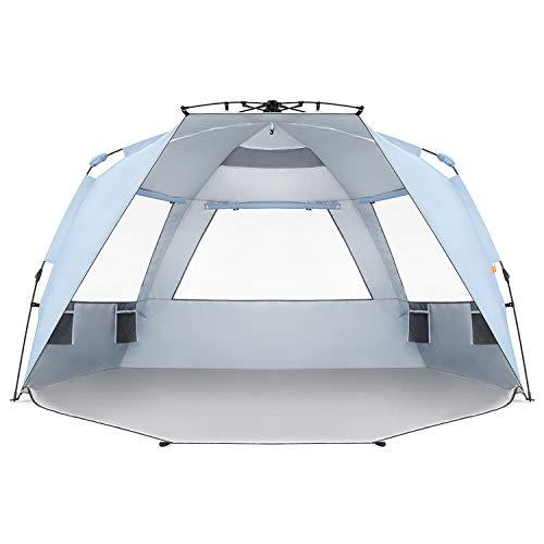 Best pacific breeze easy setup beach tent
