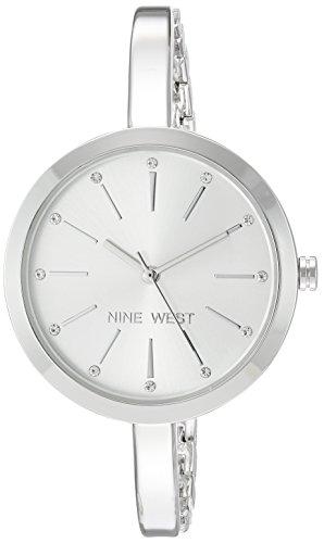 Nine West Klassische Uhr NW/2155SVSV