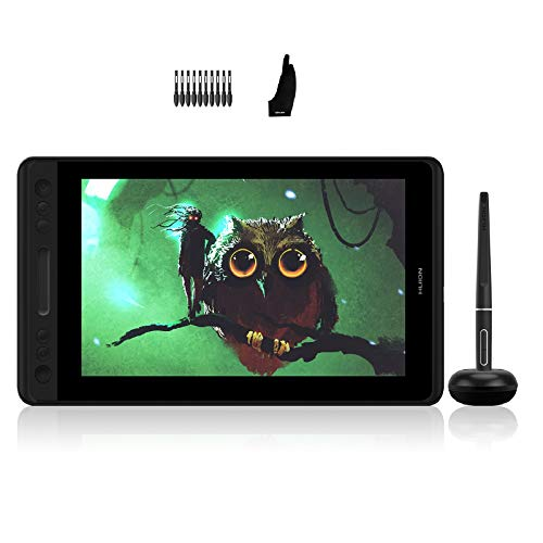 Best Cheap Drawing Tablets With Screen - HUION KAMVAS Pro 12 GT-116 Digital Drawing Tablet with Screen