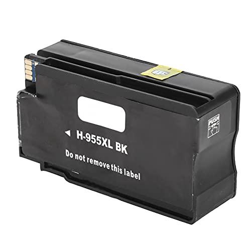 Cartucho de Tinta, Alta Oscuridad del Cartucho de Tinta, Chip de actualización, Adecuado para usuarios de Oficina en casa