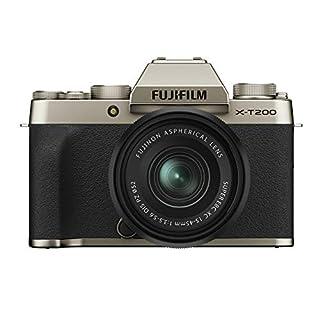 Fujifilm Kit X-T200 Appareil Photo Or + XC15-45 mm (B0844537G9) | Amazon price tracker / tracking, Amazon price history charts, Amazon price watches, Amazon price drop alerts