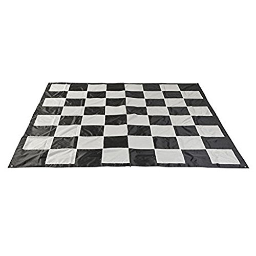 Übergames Garten Schach Matte - passend zu den Garten Schachfiguren von Übergames