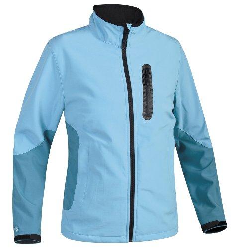 SALEWA CAIA Lite Sw W Jacket - Cazadora para Mujer Azul Turquoise/3320p.0700...