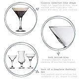 Zoom IMG-1 bicchiere da cocktail martini in