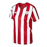 New Balance AC Bilbao Primera Equipación 2020-2021 Mujer, Camiseta, Red-White, Talla XL