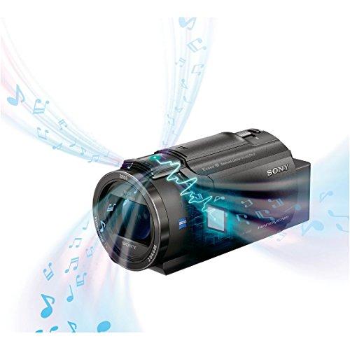 ソニービデオカメラFDR-AX454K64GB光学20倍ブラックHandycamFDR-AX45BC