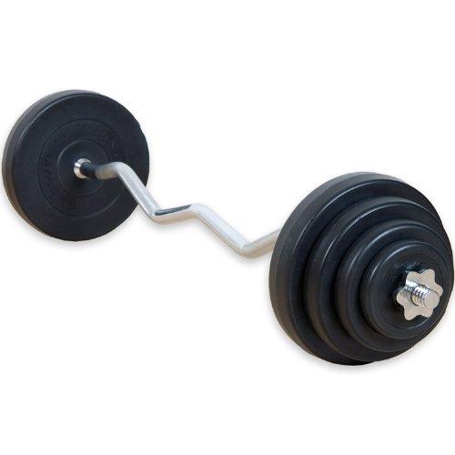MOVIT MOVIT® 23,5 kg Curlset, 1 Bild