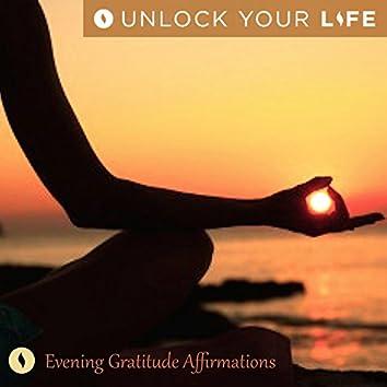 Evening Gratitude Affirmations