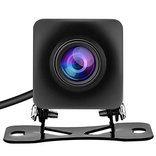 Caméra de recul sans Fil: Kit de caméras de recul de Voiture pour camionnettes   Caravane en métal Caméra de sauvegar avec Vision Nocturne Caméra de recul étanche IP69