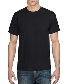 Gildan Men s DryBlend T-Shirt Style G8000 2-Pack Black Large