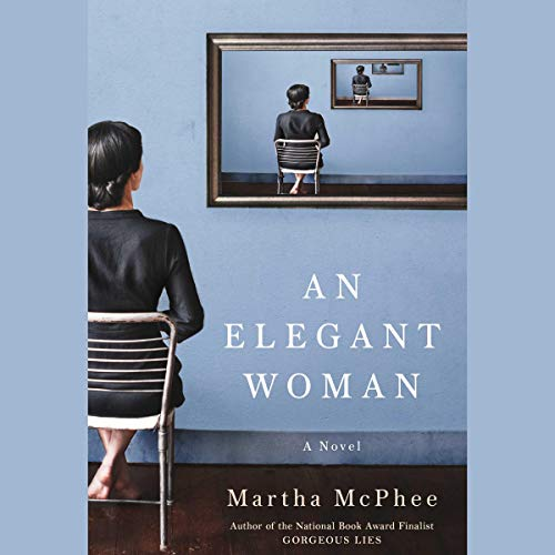 An Elegant Woman audiobook cover art
