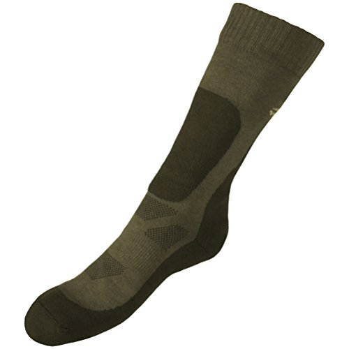 Wisport 4 Saisons Chaussettes Olive taille 41-43