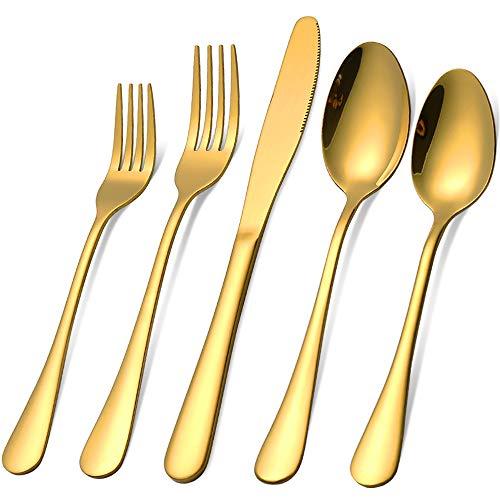 La mejor comparación de Tenedor ensalada - 5 favoritos. 7