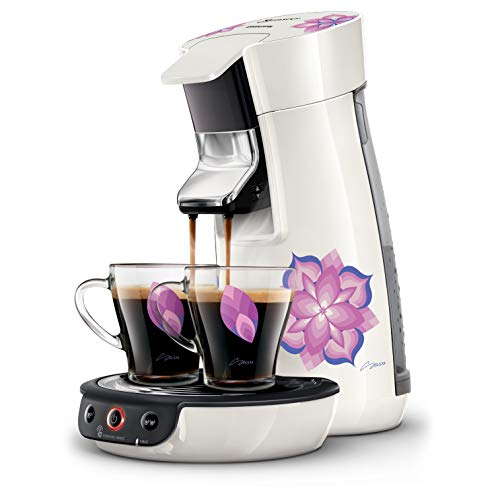 Philips HD6569/12 Kaffeemaschine, Weiß