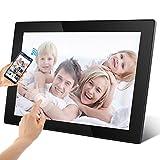 "WiFi Digital Photo Frame, 10.1""(16:9) FHD IPS Touch Screen, Digital Frames, Photo/Music/Video Player"
