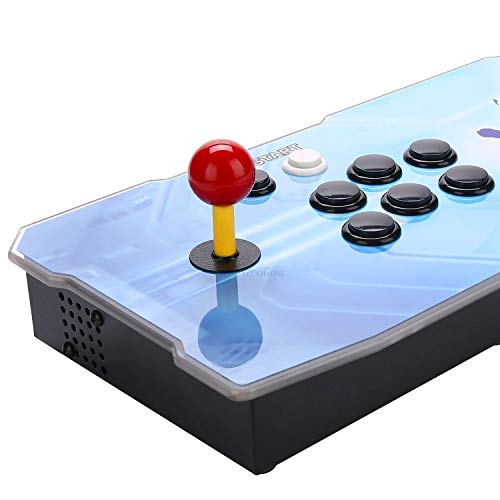 Spmywin 2400 2D Pandora Box Arcade Video Game Console 720P Full HD Retro Consola...