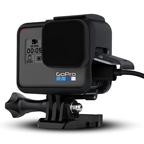 【Taisioner】GoPro HERO 5・GoPro HERO6 GoPro・HERO7 Black用 保護フレーム+シリコンレンズカバー 第二世...