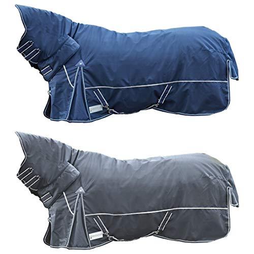Waldhausen Outdoordecke Comfort Full Neck 200g, Nachtblau, 125