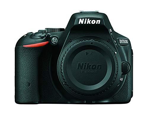 Nikon D5500 Wi-Fi Digital SLR Camera Body
