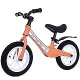 FMGFGFMG Bicicleta de Balance de aleación de magnesio for niños, sin Pedales, bebé 2-3-6 años de Vespa Infantil, Bicicleta for niños, Aprender a Conducir