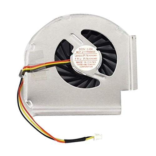 KEMENG New Laptop CPU Cooling Fan for Lenovo Thinkpad T61 T61P 3 Pin