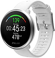 POLAR IGNITE - Advanced Waterproof Fitness Watch (Includes Polar Precision Heart Rate Integrated GPS and Sleep Plus...