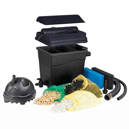 Ubbink Teichfilter Teichpumpe Wasserfilter FiltraClear 8000 PlusSet 1355167