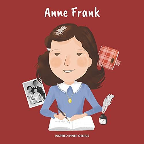Anna Frank: (Biografia per bambini, libri per bambini 10 anni, anne frank diario, donna storica, Olocausto)
