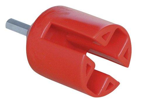 Kerbl 441363/016 Einschrauber für Alle Ringisolatoren und Maxi-Tape Isolator