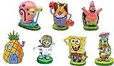 SpongeBob SquarePants® 2' Aquarium Ornaments, 7-Piece...