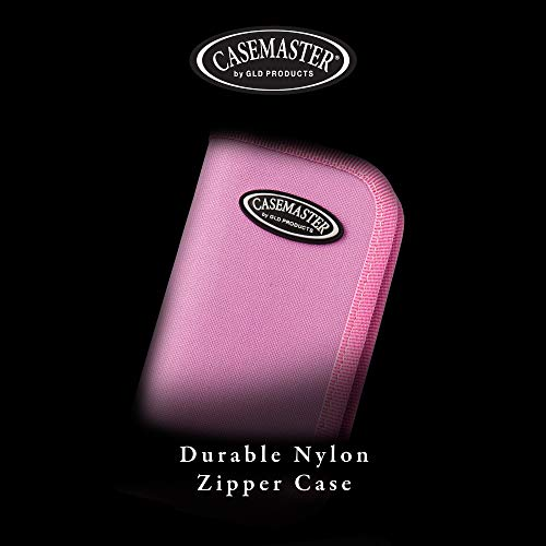 Casemaster Deluxe 6 Dart Nylon Storage/Travel Case