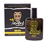 Rebel Fragrances Rebel Brave Men - Eau De Toilette Para Hombre 100Ml 0.2 100 ml