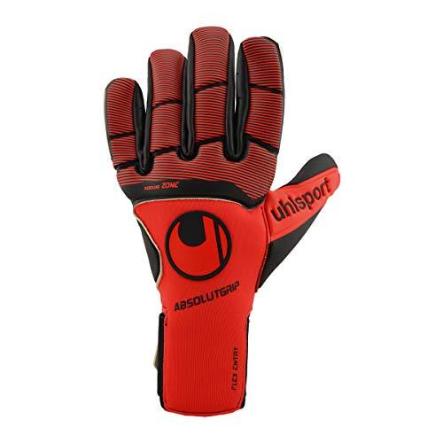 uhlsport Pure Force Absolutgrip HN Goalkeeper Gloves Size 7