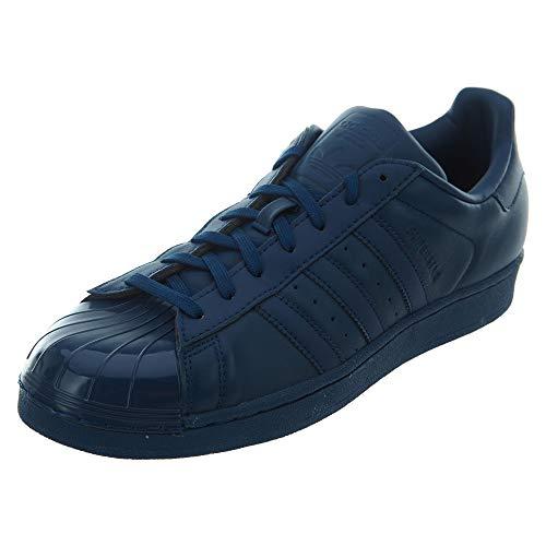 Adidas Superstar - Zapatillas de deporte para mujer, Azul (Marino), 38 EU