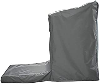 Protective Exercise Treadmills Cover, Weather Resistant Running Machine Cover, Heavy Duty Cardio Traning Fitness Equipment Cover for Indoor and Outdoor Using