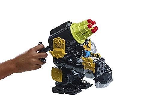 Power Rangers Super Ninja Steel Gorilla Blast Zord