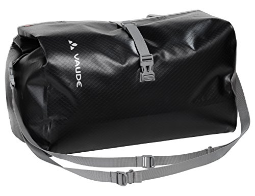 VAUDE Radtasche Top Case (PL), black, One Size, 124160100