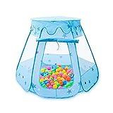 Tiendas iglú Playhouse Toys 39 * 39 Pulgadas Tiendas de campaña Girls Fairy House Teeepee Princess Play Tent for Indoor Aleal Game Tienda de Campaña (Color : A)