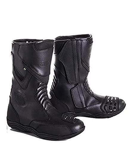 ViPER 866 ADULT TOURING BOOTS Motocicleta hombres y mujeres impermeable...