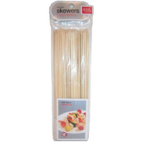 Brochettes en bambou 100 graines