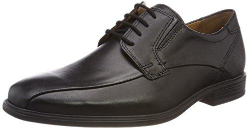 FRETZ men Ragusa, Zapatos de Cordones Derby Hombre, Negro (Noir 51), 42 EU