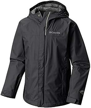 Columbia 100% Polyester Boys' Watertight Jacket