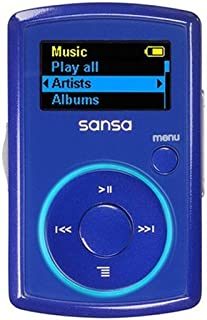 Sandisk MP3 Player Sansa Clip 2Gb Blue with Radio